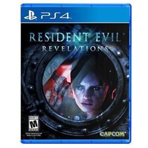 Resident Evil Revelations (輸入版:北米) - PS4 nobuaki-shop