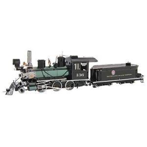 Fascinations メタルアース ワイルドウエスト 2-6-0 機関車 3D メタルモデルキット|nobuaki-shop