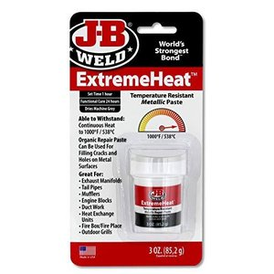 j-b溶接37901?3オンスExtreme熱温度耐性メタリック貼り付け 8-Pack 37901|nobuaki-shop