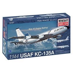 プラッツ 1/144 アメリカ空軍 KC-135A プラモデル MC14707|nobuaki-shop