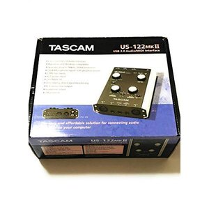 TASCAM オーディオインターフェース US-122MK2 nobuaki-shop