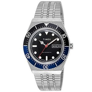 [タイメックス] 自動巻き腕時計 M79 TW2U29500 シルバー|nobuaki-shop
