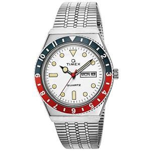 [タイメックス] 腕時計 TIMEX Q TW2U61200 メンズ シルバー|nobuaki-shop