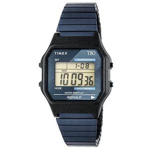 [TIMEX] 腕時計 Timex T80 TW2U93800 ブルー|nobuaki-shop