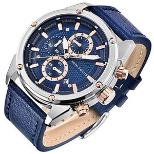 腕時計 メンズ時計 軽量アナログ ビジネス シンプル ファッション クオーツウォッチ|nobuaki-shop