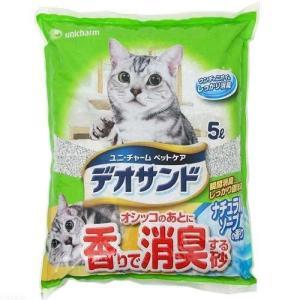 オシッコのあとに 香る 砂 せっけんの香り 5L|nobuaki-shop