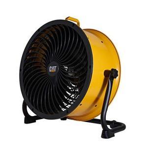 CATERPILLAR キャタピラー CAT サーキュレータ- 45cm 工場扇 業務用 扇風機 送風機 壁掛け 床置き 屋外 HVD-18AC|nobuaki-shop