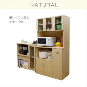 食器棚 レンジ台  キッチンボード 幅90cm 食器棚 (kc671) noconocok2000 13