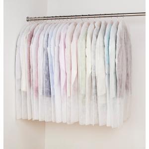 ●品名:不織布 洋服カバー20枚組 605−02        605−02  ●内容:20枚組  ...