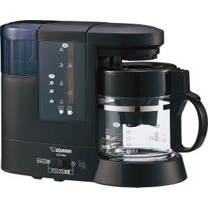 ●品名:象印 ミル付浄水コーヒーメーカー(4杯用) ダークブラウンEC−CB40−TD      ダ...
