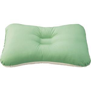 ●品名:西川リビング 洗える肩口フィット枕(普通)ピローケース付 2435−55653洗えるマクラ ...