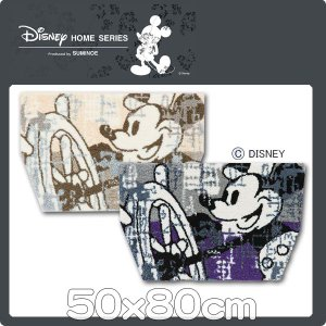 ラグ ディズニー マット 50x80cm DMM−4023 ミッキー|nodac