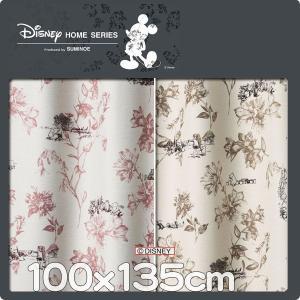 カーテン ディズニー プーさん 巾100cmx丈135cm 1枚 M1105 M1104|nodac