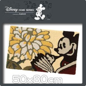 ディズニー disney ラグ マット 50x80cm DMM−4033|nodac