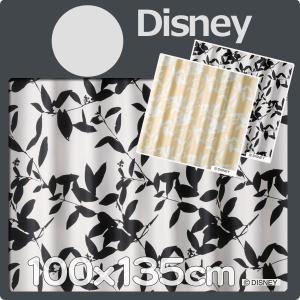 カーテン ディズニー 100x135cm 1枚 遮光 disney ミッキー ブロ−ドリ−フ