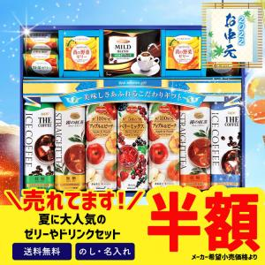お中元 夏ギフト飲料バラエティギフト「VO-50AE」商品番号924