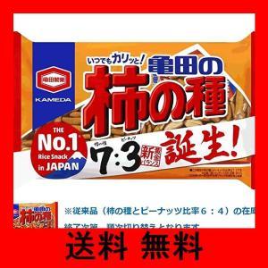 【】亀田製菓 亀田の柿の種6袋詰 200g×6袋 noel-honpo