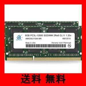 Adamanta 16GB(2x8GB)アップルメモリアップグレード互換(iMac、MacBook Pro、Mac Mini DDR3 / DDR3|noel-honpo