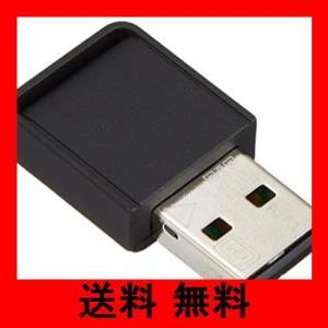BUFFALO WiFi 無線LAN 子機 WI-U2-433DMS 11ac 433+150Mbp...