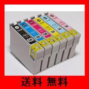 インク館 エプソン 互換インク 6色セット 【IC6CL50 】|noel-honpo