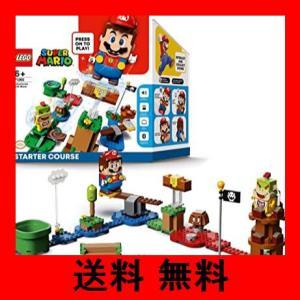 レゴ(LEGO) スーパーマリオ レゴ(R)マリオ と ぼうけんのはじまり   スターターセット 71360|noel-honpo