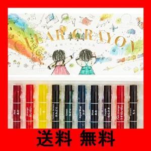 コクヨ 透明クレヨン 10色 KE-AC27|noel-honpo