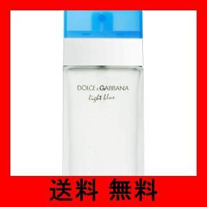 DOLCE & GABBANA(ドルチェアンドガッバーナ) ドルチェ&ガッバーナ ライトブルー オーデトワレスプレー 単品 100ML|noel-honpo