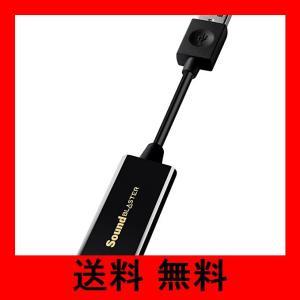 Creative Sound Blaster Play! 3 USB オーディオ インターフェース 最大 24bit/96kHz ハイレゾ再生 SB|noel-honpo