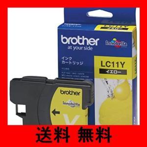 【brother純正】インクカートリッジイエロー LC11Y 対応型番:MFC-6890CN、MFC-6490CN、MFC-5890CN 他|noel-honpo