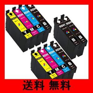 EPSON エプソン PX-049A PX-048A用 RDH-4CL互換インクカートリッジ (4BK/2C/2M/2Y) 増量版 4色10本セット|noel-honpo