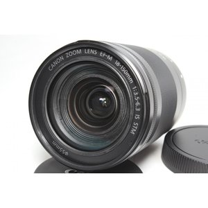 高倍率レンズ Canon キヤノン EF-M 18-150mm F3.5-6.3 IS STM レン...