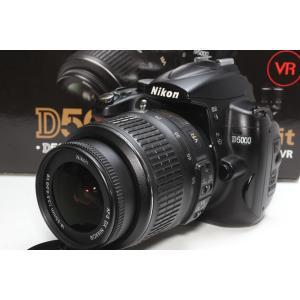 一眼レフ Nikon ニコン D5000 レンズキット バリアングル液晶モニター