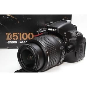 Nikon D5100 レンズキット   ご覧頂きありがとうございます♪♪   ★新品メモリーカード...