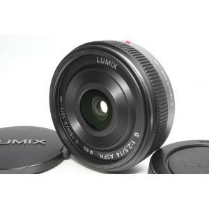 単焦点レンズ Panasonic パナソニック LUMIX G 14mm/F2.5 ASPH. レン...
