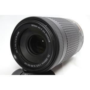 Nikon AF-P DX NIKKOR 70-300mm f/4.5-6.3G ED VR レンズ...