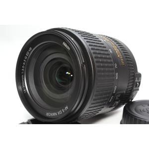 高倍率レンズ Nikon ニコン AF-S DX NIKKOR 18-300mm f/3.5-6.3...