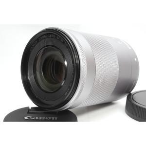 Canon キャノン EF-M 55-200mm IS STM レンズ シルバー   ご覧頂きありが...