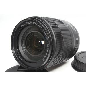 高倍率レンズ Canon キヤノン EF-S 18-135mm F3.5-5.6 IS USM レン...