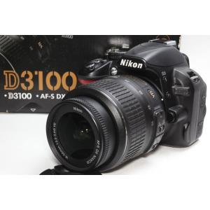 Nikon ニコン D3100 レンズキット   ご覧頂きありがとうございます♪♪   ★フルHDム...
