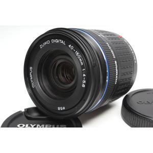 望遠レンズ OLYMPUS オリンパス ZUIKO DIGITAL ED 40-150mm F4.0...