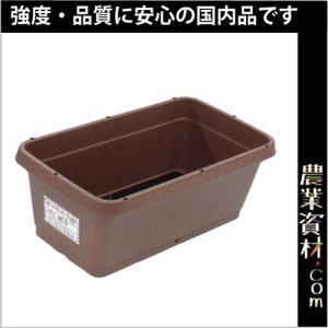 AZベジプランター700 NEO (ブラウン) 705(横)×395(縦)×258(高さ) 花 野菜ガーデニング 家庭菜園 菜園プランター|nogyo-shizai