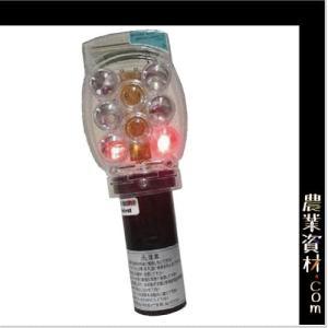 ソララ SS-160RG(赤緑) 国土交通省NETIS登録商品 コーン点滅灯 工事灯 保安灯 合図灯  LEDソーラーライト センサーライト|nogyo-shizai