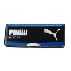 PUMA プーマ 2ドア削り付筆入 クツワ CV053D