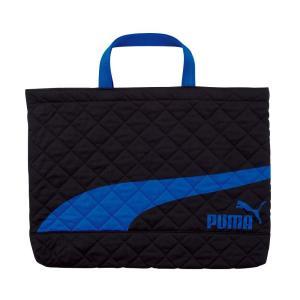 品名:プーマ レッスンバッグ ブラック 品番:PM187BK 定価:2000円+消費税 メーカー:ク...