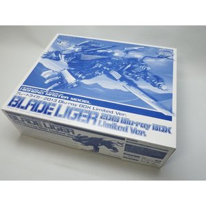 限定品 1/72 HMM ゾイド RZ-028 ブレードライガー Blu-ray同梱ver.|nohonola