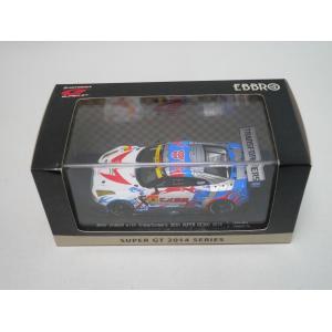◯未開封◯45077 EBBRO 1/ 43 マッハ車検 with Transformers 30th SUPER GT300 2014 No.5 ミニカー|nohonola