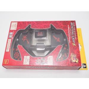 蔵出し 未開封品 PSP グリップ モンスターハンターポータブル3rdハンティンググリップS PSP-2000 PSP-3000対応 ブラック|nohonola