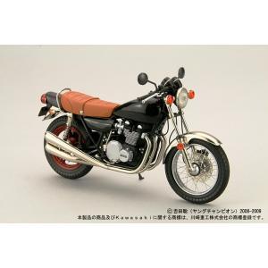 荒くれ KNIGHT 輪蛇 善波七五十(仕様)1/18 カワサキ kawasaki 750RS Z2|nohonola