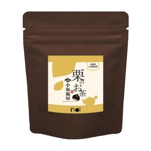 noi 栗のお茶  ノンカフェイン 14g 7包 <br>栗紅茶 栗 紅茶 栗きんとん 栗鹿の子 栗かのこ モンブラン 栗菓子 マロン 小布施栗|noi-noi