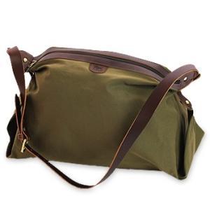 イルビゾンテ バッグ キャンバスショルダーバッグ(L) 商品番号411495 送料無料 バッグ ショルダーバッグ IL BISONTE noix